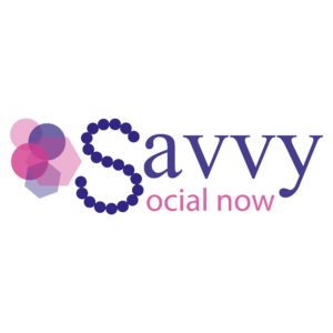 Savvy Social Now Logo